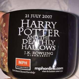 Harry Potter mug collectibles