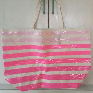 Authentic Victoria's Secret Tote Bag