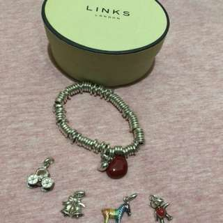 Links of london sweetie bracelet
