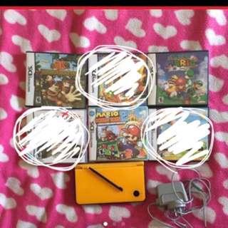 NINTENDO DS PLUS 6 Games