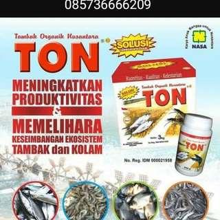 Tambak Organik Nusantara TON nasa