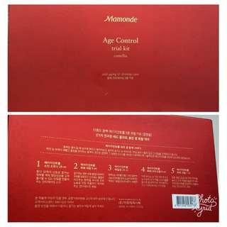 Mamonde Anti Aging 5pc Trial Kit