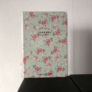 [BUY NOW TO GET $2 OFF] Floral Journal