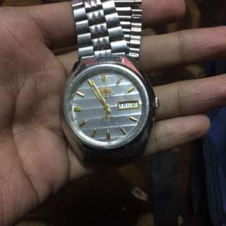 Orient crystal tiple star