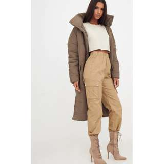 Pretty Little Thing Cargo Trousers Pants
