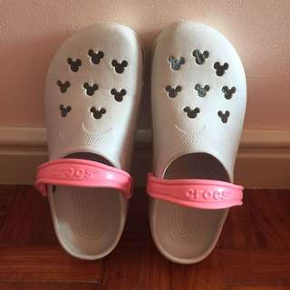 Authentic Crocs Disney Limited edition