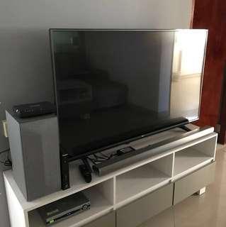 """55"""" Smart Ultra-HD LED TV"""