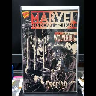 Marvel Shadows and Light (1997) #1