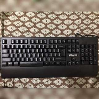 Rakk Illuminated Gaming Keyboard