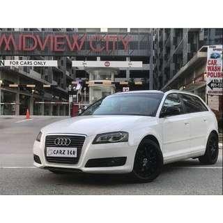 Audi A3 Sportback 1.8 Auto TFSI S-tronic