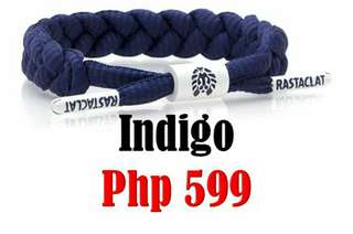 Authentic Indigo Rastaclat