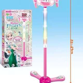 Frozen Fever Dual Microphone