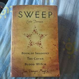 SWEEP by Cate Tiernan Volume 1