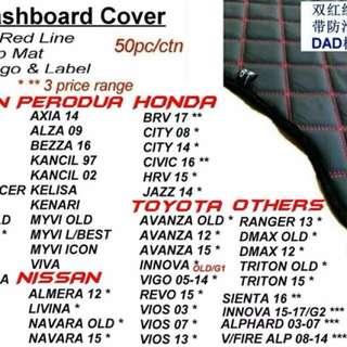 dasboard cover