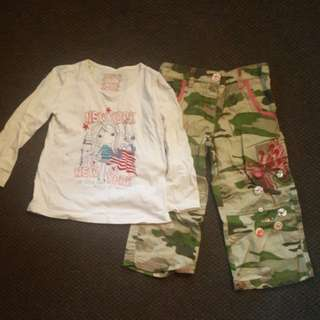 3-5 y/o Girls outfit