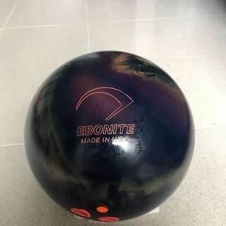 Ebonite (USA) 13lbs