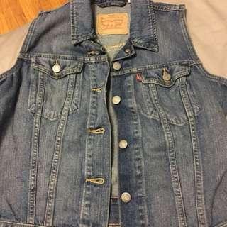 Levi Jean Vest - Women's Large