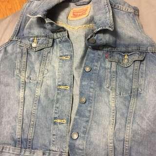 Levi Jean Vest - Women's XL