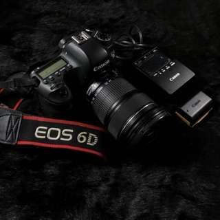Canon 6D with 24-105 lens
