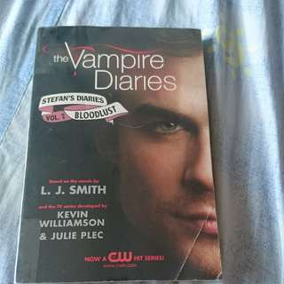 The Vampire Diaries: Vol. 2 Stefan Diaries