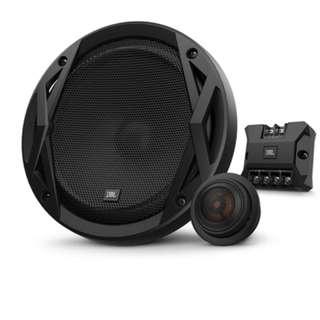 JBL CLUB 6500C 6-1/2 Component Speaker System
