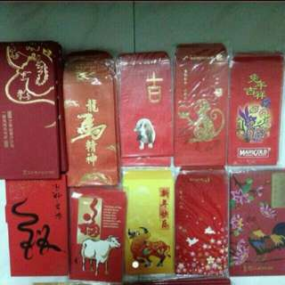 Zodiac Angbao Red Packet