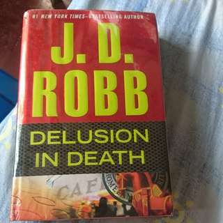 Delusion in Death JD ROBB