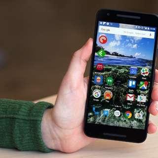 LG NEXUS 5X - 32GB (Black)
