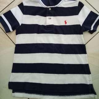 Polo Shirt Stripe