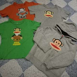 Paul Frank Tops - Original (for 2-3 yrs old)