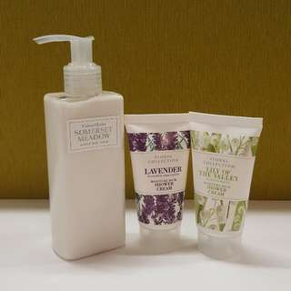 Body Skincare Set