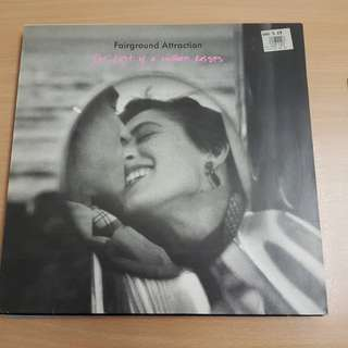 Fairground Attraction The First Of A Million Kisses Vinyl LP Original Pressing Rare
