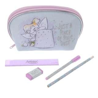 🇯🇵日本代購 迪士尼 Disney 小叮噹 Tinker Bell 文具set