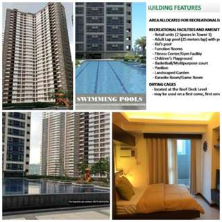 No Downpayment Studio Unit in Mandaluyong nr MRT Boni, Malls, Cubao, Makati, BGC very accessible 4 units left