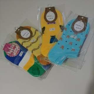 Children's Socks (4 pairs)