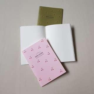 Notebooks (A6 size)
