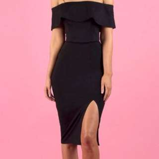 Black Dress $39 size 14 new with tags plus shipping