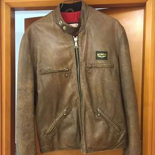 Lewis Leathers Sheep Skin Jacket