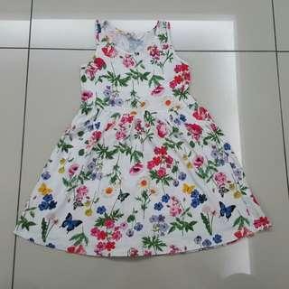 H&M Dress (4-6years)