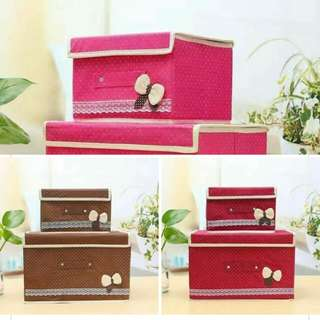 2 set storage box
