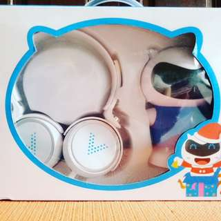 Vivo mini doll speaker and headset