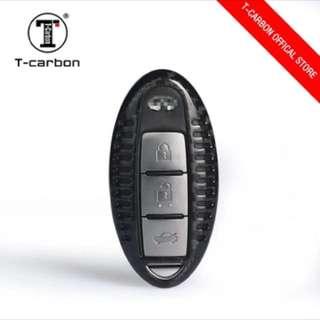 Genuine T-Carbon™ 100% Carbon Fiber Key case / Key Fob / Key protector (Honda / Audi / Mercede Benz / Mazda / BMW / Nissan / Qashqai / Volkswagen / Porsche / GTR / Subaru / Lexus / Land Rover) Chinese New Year Promotion is On!