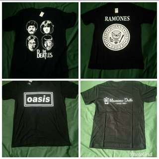 For sale kaos Oasis, Ramones, Converse & Massimo dutty