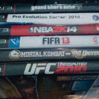 For sale kaset ps3 ori blu-ray disc 48K