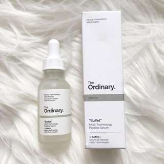 THE ORDINARY - Magnesium and Caffeine left