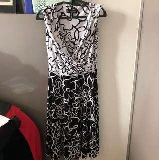 Sarah Dean Wrap Dress