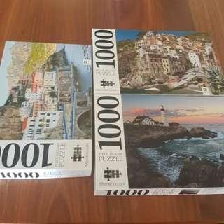 MINDBLOGGERS 1000PIECE PUZZLES