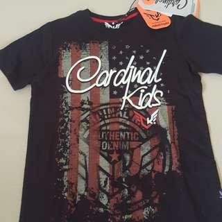 Cardinal Kids Boy Tshirt Kaos Anak