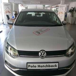 Volkswagen polo 1.6MPI