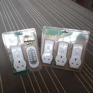 BNIP Greenviron Remote Control Socket